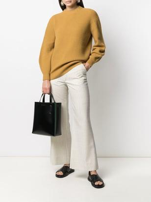 Proenza Schouler White Label Rear Tie Detail Knit Jumper