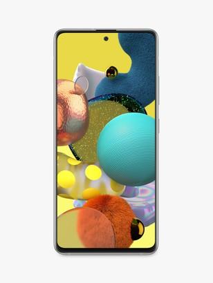 Samsung Galaxy A51 Smartphone, 4GB RAM, 6.5, 4G LTE, SIM Free, 128GB