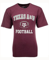 Colosseum Men's Texas A&M Aggies Football Arch Logo T-Shirt