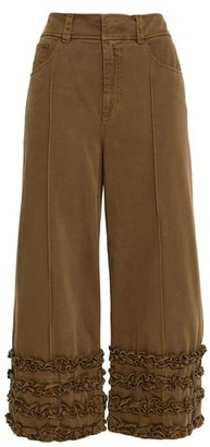 Cinq à Sept 3/4-length trousers