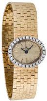 Baume & Mercier Diamond Watch