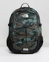 The North Face Borealis Classic Backpack 29litre In Green Camo