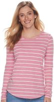 Women's SONOMA Goods for LifeTM Striped Tee