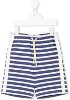 Il Gufo striped drawstring shorts