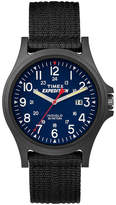 Timex Mens Black Strap Watch-Tw49999009j