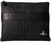 Vivienne Westwood Amazon Man Clutch Handbags
