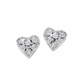 Scout Girls Silver Stud Earrings - 262000003