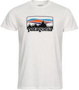 Patagonia Pagonia T shirt 39061 WHI White