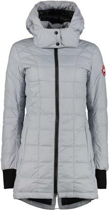 Canada Goose Ellison Full Zip Padded Hooded Jacket