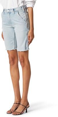 Hudson Carpenter Denim Bermuda Shorts