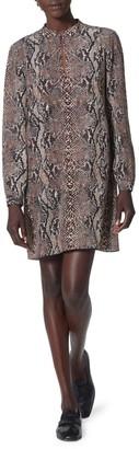 Joie Briona Silk Shift Dress