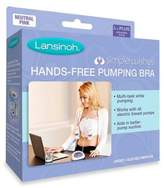 Lansinoh Simple Wishes Size -Plus Hands-Free Pumping Bra