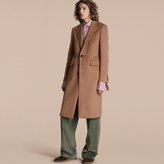 Burberry Double-faced Brushed Camel Hair Blend Chesterfield