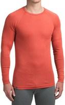 Ibex Woolies 1 Base Layer Top - Crew Neck, Long Sleeve (For Men)