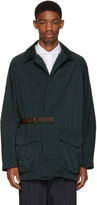 Kolor Green Side Tie Jacket