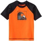 Quiksilver Infant Boy's Main Peak Short Sleeve Rash Guard 8136743