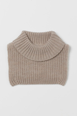 H&M Wool polo-neck collar
