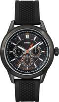 Timex Silicone Chronograph Mens Watch T2P179