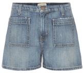 Current/Elliott The Westward Denim Shorts