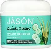 Jason Quick Clean Makeup Remover, 75 Pads