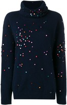 Chanel Pre Owned 2000's appliques jumper