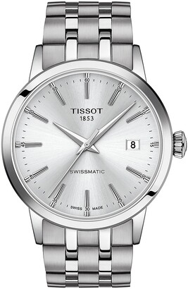 Tissot Classic Dream Automatic Bracelet Watch, 42mm