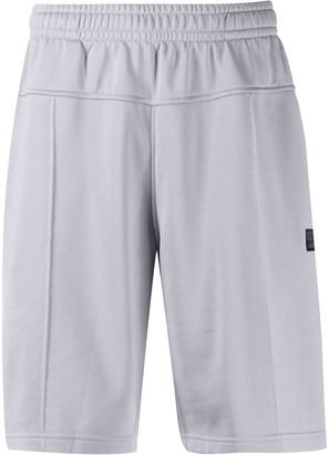 adidas Grey Track Shorts