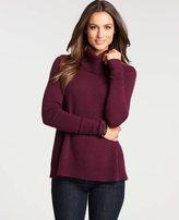 Ann Taylor Petite A-Line Turtleneck Sweater