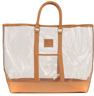 Louis Vuitton Pre Owned 1996 Seven Designers Isaac Mizrahi tote