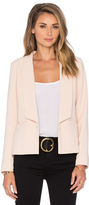 Greylin Krissa Pleated Back Blazer