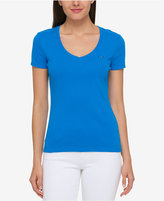 Tommy Hilfiger V-Neck T-Shirt, Only at Macy's