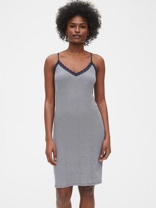 Gap Truesleep Modal Cami Slip Dress