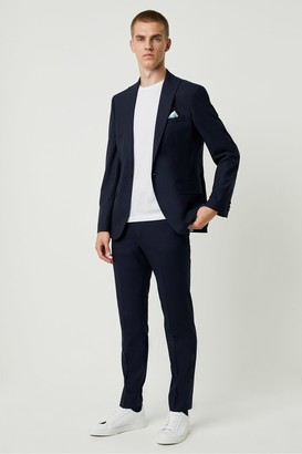 French Connection Navy Suit Jacket