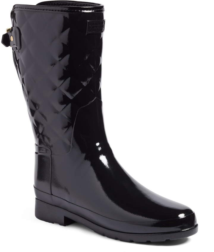 0459cc587e54 Quilted Rain Boots - ShopStyle