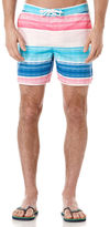 Original Penguin Cloud Stripe Volley Swim Short
