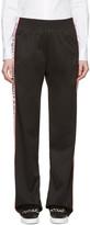 Givenchy Black Logo Lounge Pants