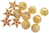 One Kings Lane Vintage Italian Beaded Ornaments