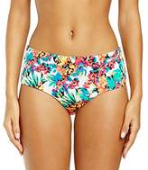 Gossard Women's Hot Tropic Shorts Floral Bikini Bottoms