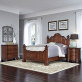 Asstd National Brand Rothwell Bed, Nightstand and Chest