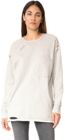 Hudson Raglan Sweatshirt
