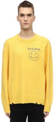 O.o.o. Merino Wool & Cashmere Sweater