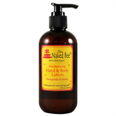 The Naked Bee Pomegranate and Honey Hand and Body Lotion by 8oz Lotion)