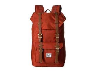 Herschel Little America Mid-Volume (Grey/Black) Backpack Bags