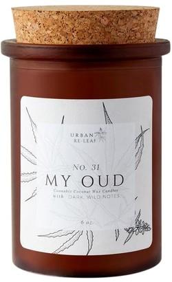3.1 Phillip Lim Urban Re Leaf #31 My Oud Coconut Wax Candle