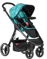 Phil & Teds Green Mod Stroller