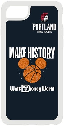 Disney Portland Trail Blazers ''Make History'' iPhone Case NBA Experience