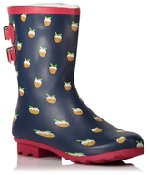 George Christmas Pudding Wellington Boots