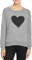 Nation Ltd. Heart Raglan Pullover - 100% Bloomingdale's Exclusive