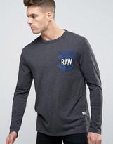 G-star Logo Pocket T-shirt