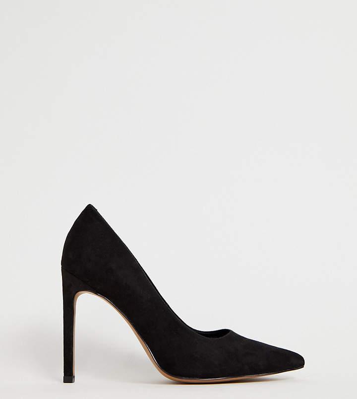 e92301736132f Asos Black High Heel Heels - ShopStyle UK